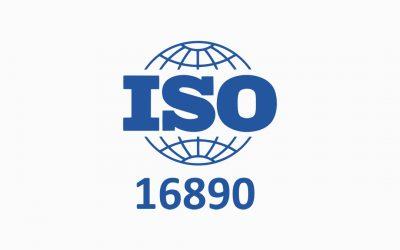 FE System certified EN ISO 16890